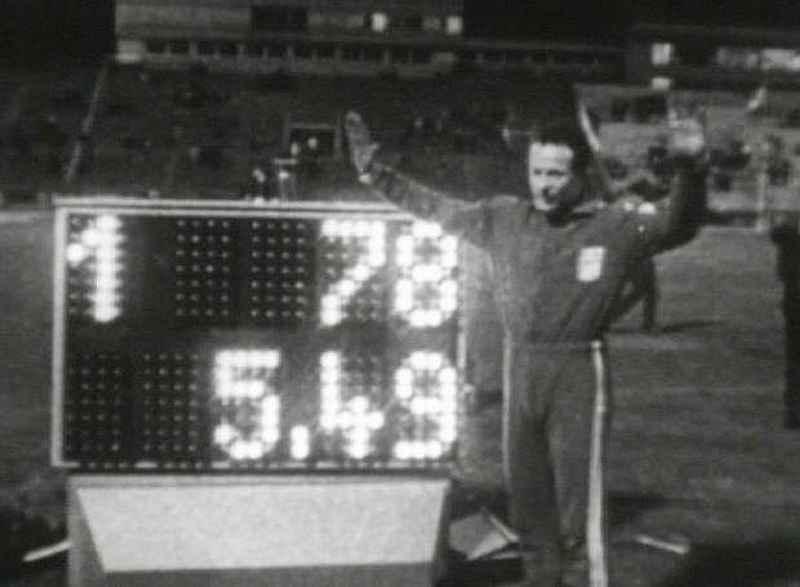 24 Οκτωβρίου 1970 - Παγκόσμιος ο Παπανικολάου