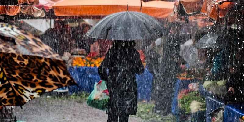Συνεχίζονται οι βροχές και οι καταιγίδες στην Κρήτη