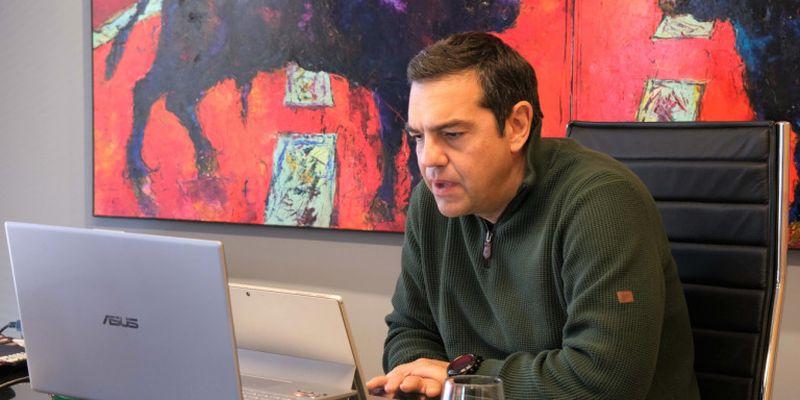 Θετικός στον κορωνοϊό ο γιος του Αλέξη Τσίπρα, Ορφέας -Σε προληπτική καραντίνα ο πρόεδρος του ΣΥΡΙΖΑ