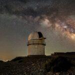Το αστεροσκοπείο Σκίνακα «έκλεισε» τα 35 του χρόνια