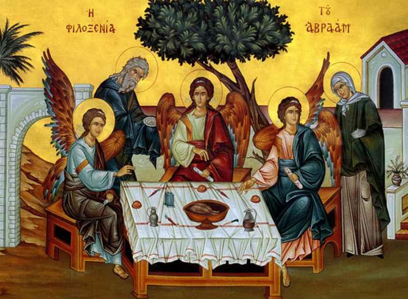 Η εορτή του Αγίου Πνεύματος