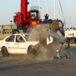 Ηράκλειο: Προσομοίωση τροχαίου στο πλαίσιο του Ράλλυ Ακρόπολις(Φωτο)