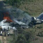 Συντριβή αεροσκάφους στο Τέξας: Όλοι οι επιβαίνοντες σώθηκαν